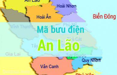 Mã bưu điện An Lão, Bình Định