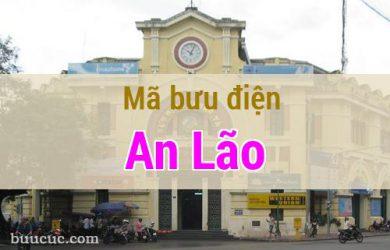 Mã bưu điện An Lão, Hải Phòng