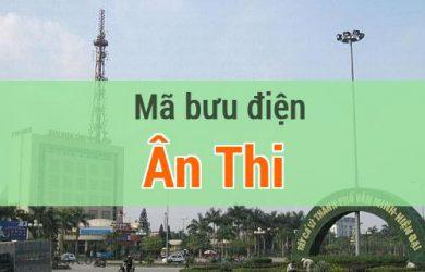 Mã bưu điện Ân Thi, Hưng Yên