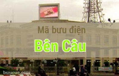 Mã bưu điện Bến Cầu, Tây Ninh