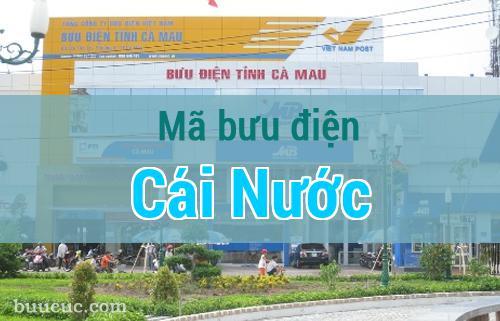 Mã bưu điện Cái Nước, Cà Mau