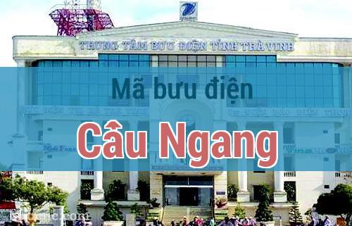 Mã bưu điện Cầu Ngang, Trà Vinh