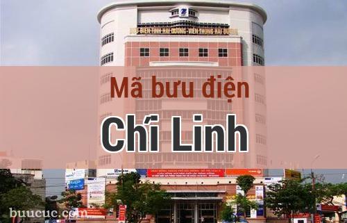 Mã bưu điện Chí Linh, Hải Dương