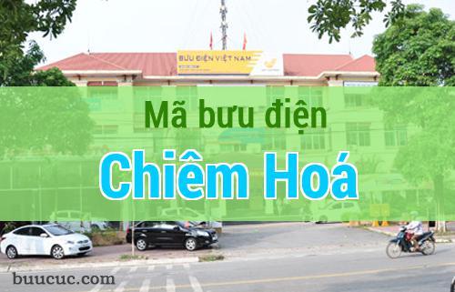 Mã bưu điện Chiêm Hoá, Tuyên Quang