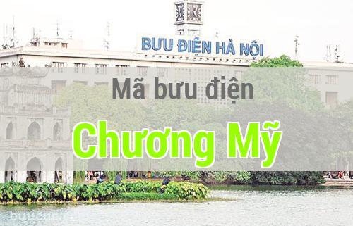 Mã bưu điện Chương Mỹ, Hà Nội