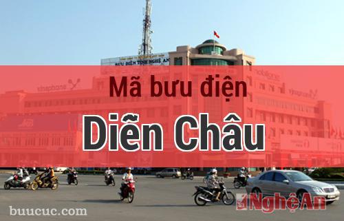 Mã bưu điện Diễn Châu, Nghệ An
