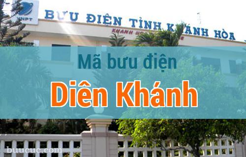 Mã bưu điện Diên Khánh, Khánh Hoà