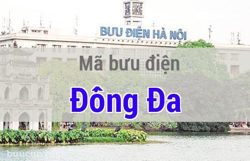 Mã bưu điện Đống Đa, Hà Nội