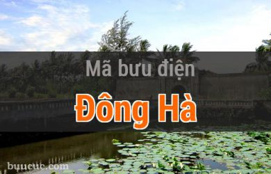 Mã bưu điện Đông Hà, Quảng Trị
