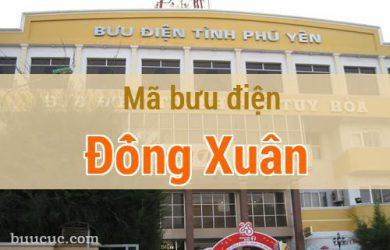 Mã bưu điện Đồng Xuân, Phú Yên
