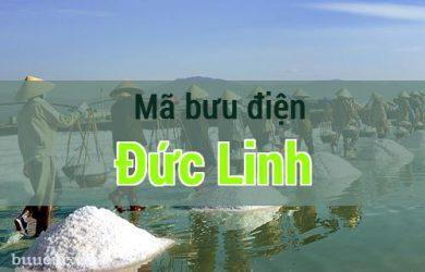 Mã bưu điện Đức Linh, Bình Thuận