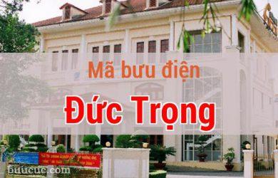 Mã bưu điện Đức Trọng, Lâm Đồng