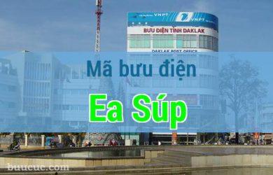 Mã bưu điện Ea Súp, Đắk Lăk