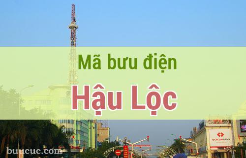 Mã bưu điện Hậu Lộc, Thanh Hoá