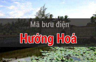 Mã bưu điện Hướng Hoá, Quảng Trị