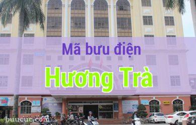 Mã bưu điện Hương Trà, Thừa Thiên Huế