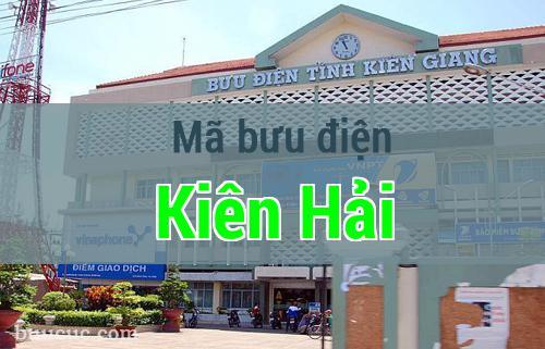 Mã bưu điện Kiên Hải, Kiên Giang