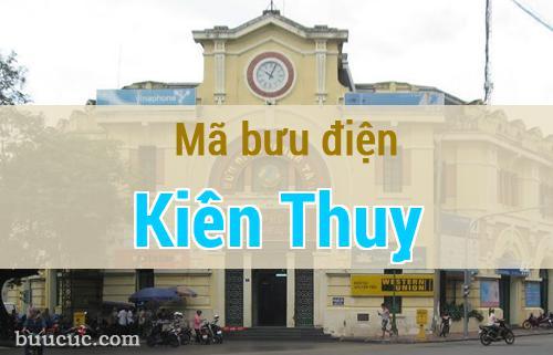 Mã bưu điện Kiến Thuỵ, Hải Phòng