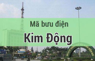 Mã bưu điện Kim Động, Hưng Yên