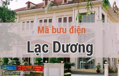 Mã bưu điện Lạc Dương, Lâm Đồng