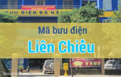 Mã bưu điện Liên Chiểu, Đà Nẵng