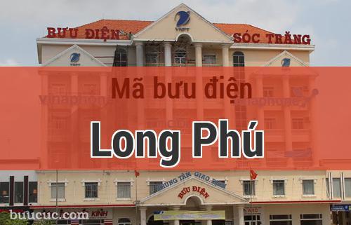 Mã bưu điện Long Phú, Sóc Trăng