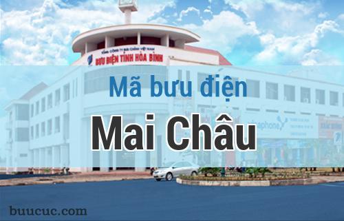 Mã bưu điện Mai Châu, Hoà Bình