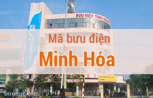 Mã bưu điện Minh Hóa, Quảng Bình