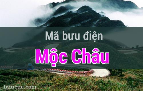 Mã bưu điện Mộc Châu, Sơn La