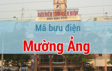 Mã bưu điện Mường Ảng, Điện Biên