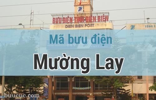 Mã bưu điện Mường Lay, Điện Biên