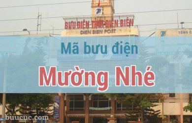 Mã bưu điện Mường Nhé, Điện Biên