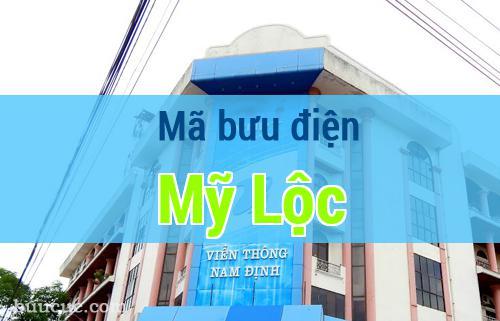Mã bưu điện Mỹ Lộc, Nam Định