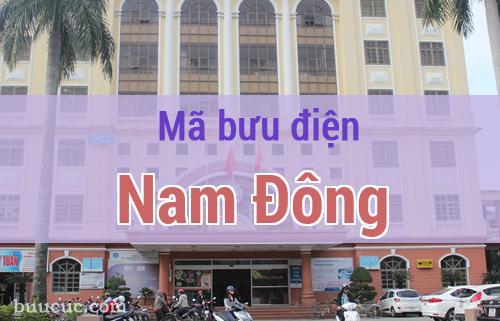 Mã bưu điện Nam Đông, Thừa Thiên Huế