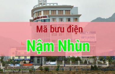 Mã bưu điện Nậm Nhùn, Lai Châu
