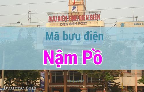 Mã bưu điện Nậm Pồ, Điện Biên