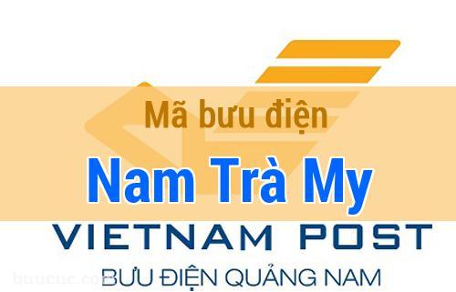 Mã bưu điện Nam Trà My, Quảng Nam