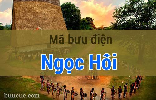 Mã bưu điện Ngọc Hồi, Kon Tum