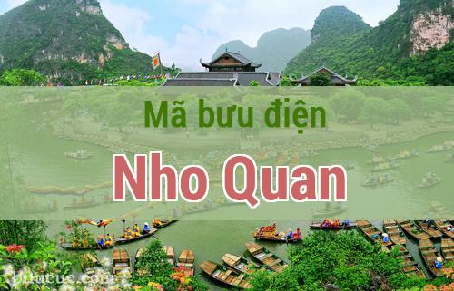 Mã bưu điện Nho Quan, Ninh Bình