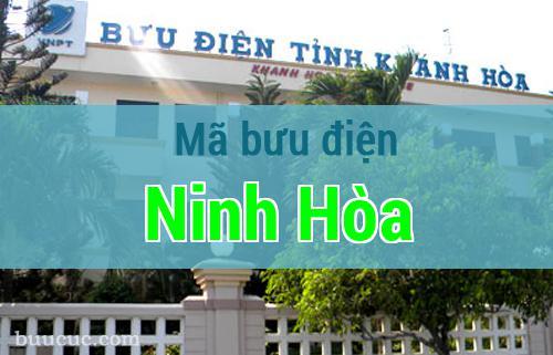 Mã bưu điện Ninh Hòa, Khánh Hoà