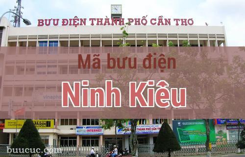 Mã bưu điện Ninh Kiều, Cần Thơ
