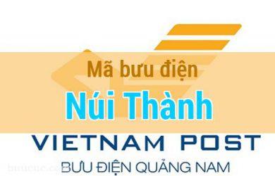 Mã bưu điện Núi Thành, Quảng Nam