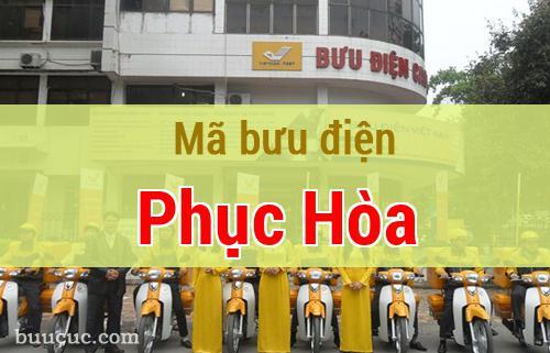 Mã bưu điện Phục Hòa, Cao Bằng