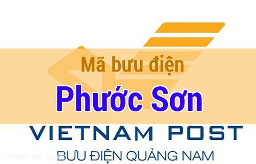 Mã bưu điện Phước Sơn, Quảng Nam