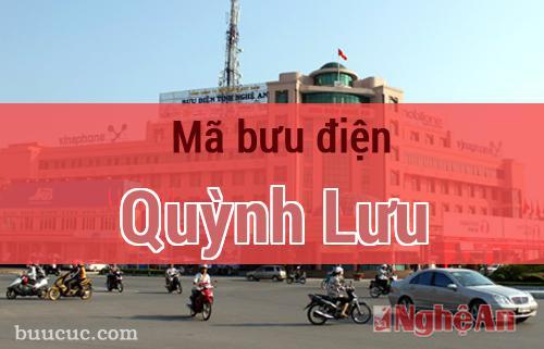 Mã bưu điện Quỳnh Lưu, Nghệ An