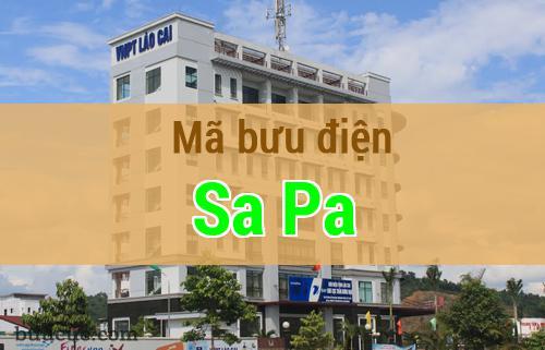 Mã bưu điện Sa Pa, Lào Cai