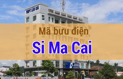 Mã bưu điện Si Ma Cai, Lào Cai