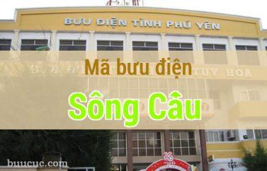 Mã bưu điện Sông Cầu, Phú Yên