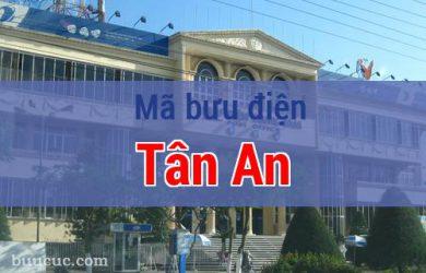 Mã bưu điện Tân An, Long An