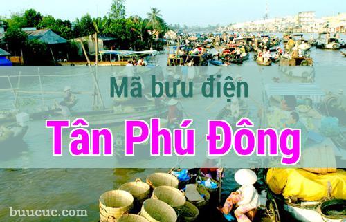 Mã bưu điện Tân Phú Đông, Tiền Giang